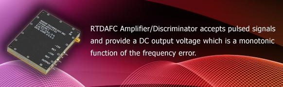 Automatic frequency control RTDAFC